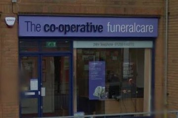 Co-op Funeralcare, Clacton-on-Sea