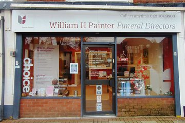 William H Painter Funeral Directors, Dovehouse Parade