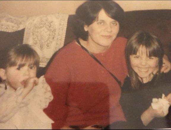 Toni Mum and Nicola
