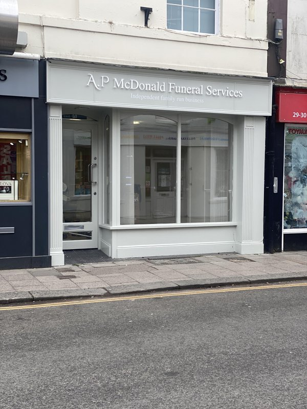 A.P McDonald Funeral Services, Wiltshire, funeral director in Wiltshire