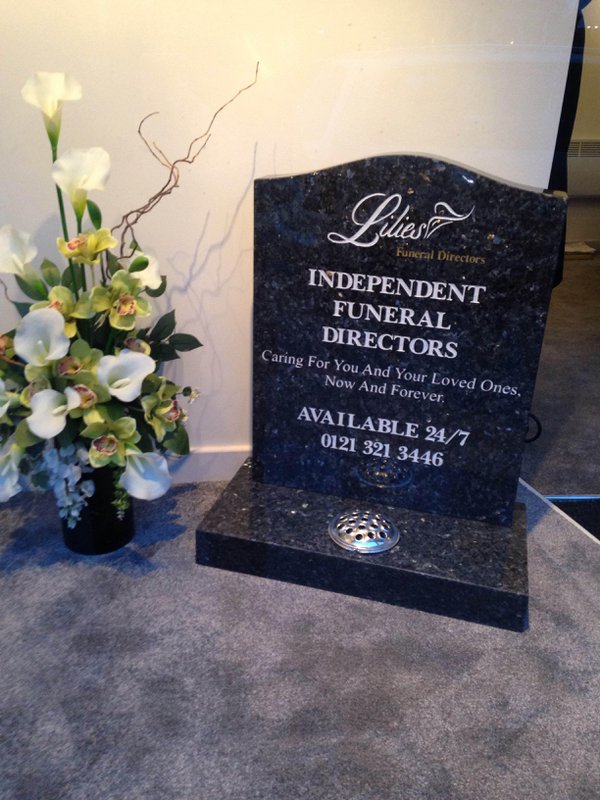 Lilies Funeral Directors, Sutton Coldfield, West Midlands, funeral director in West Midlands