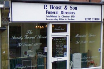 P Boast & Son, Walton-on-Thames