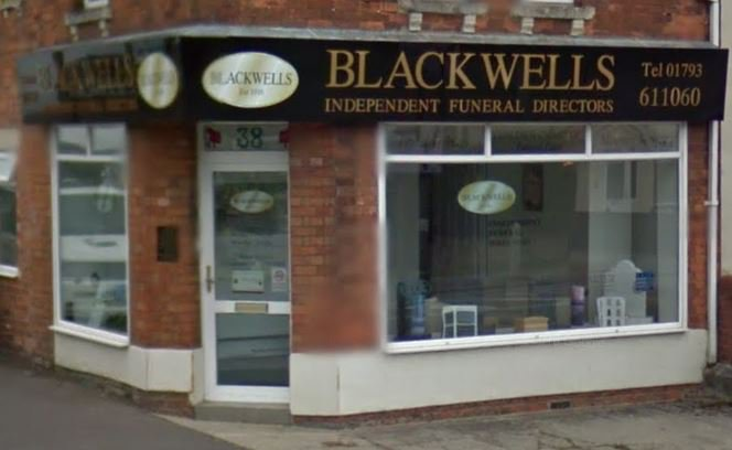 Blackwells Independent Funeral Directors Ltd