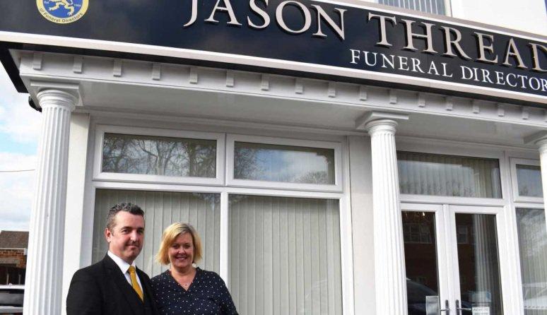 Jason Threadgold Funeral Director, Scunthorpe