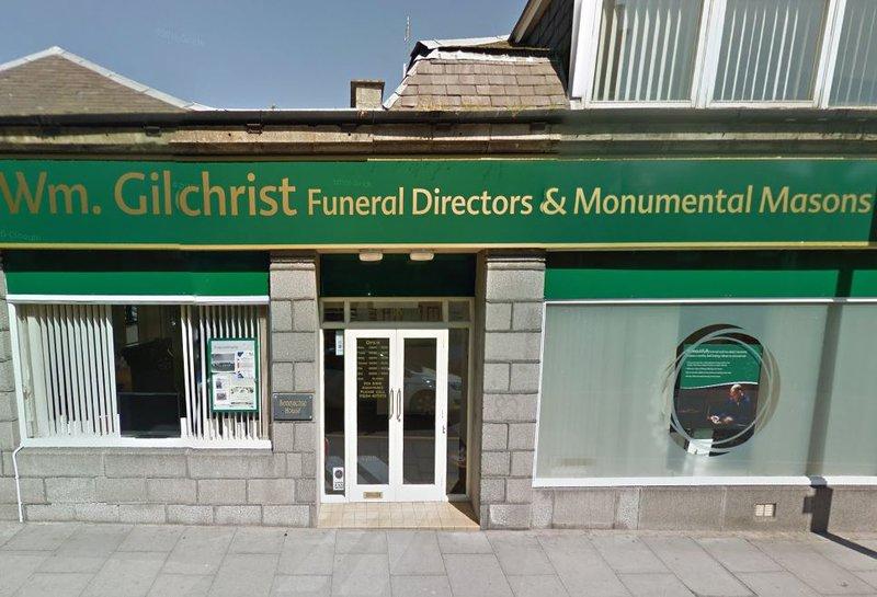 Wm Gilchrist Funeralcare, Aberdeen