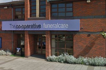 The Co-operative Funeralcare, Crownhill