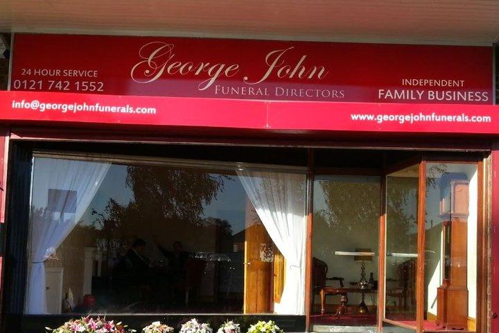 George John Funeral Directors Ltd