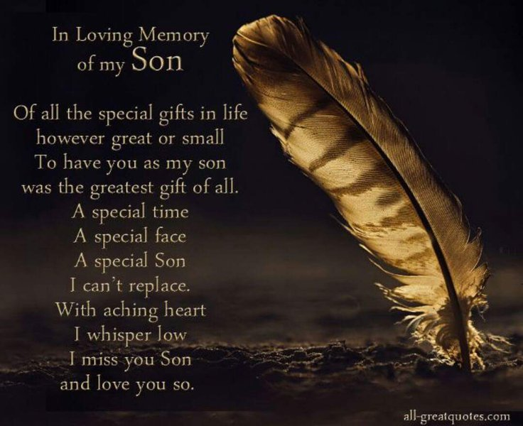 2 long years without you miss you every single day x