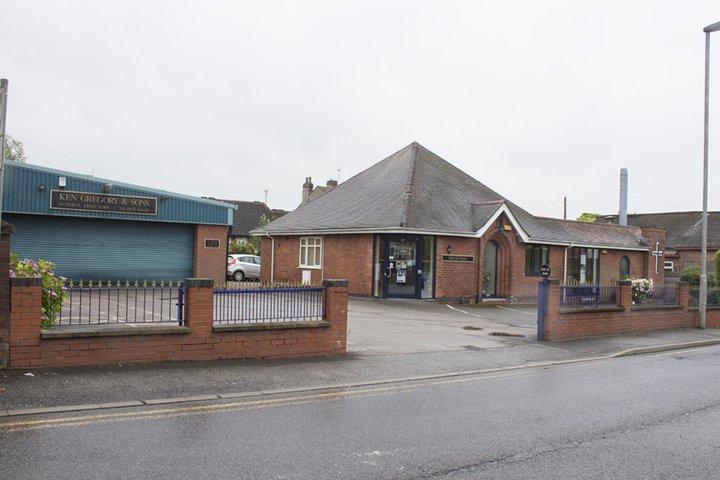 Ken Gregory & Sons Funeral Directors, Kirkby-in-Ashfield
