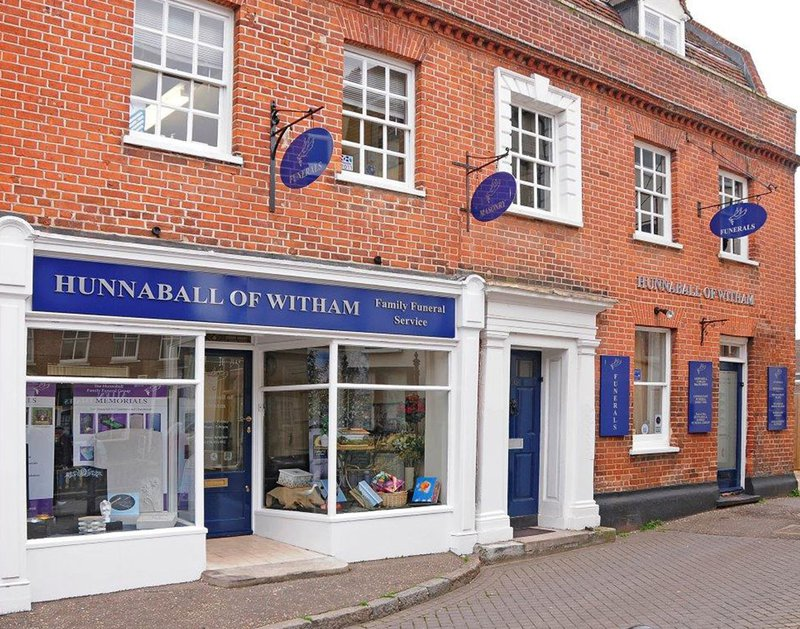 Hunnaball Family Funeral Group Witham