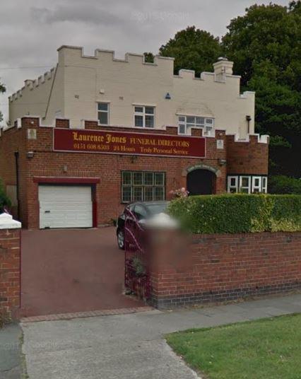 Laurence Jones Funeral Directors, Wirral
