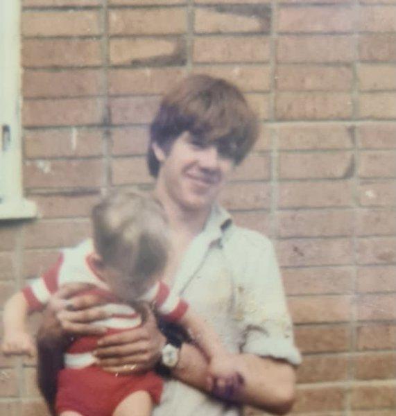 Tony in 1979