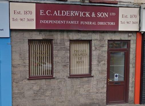E.C Alderwick & Son Ltd, Kingswood