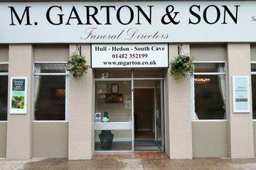 M Garton & Son Funeral Directors, Hessle Road