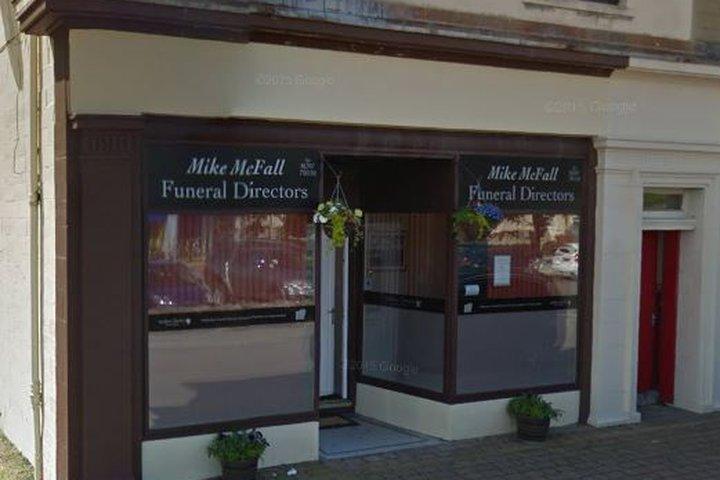 Mike McFall