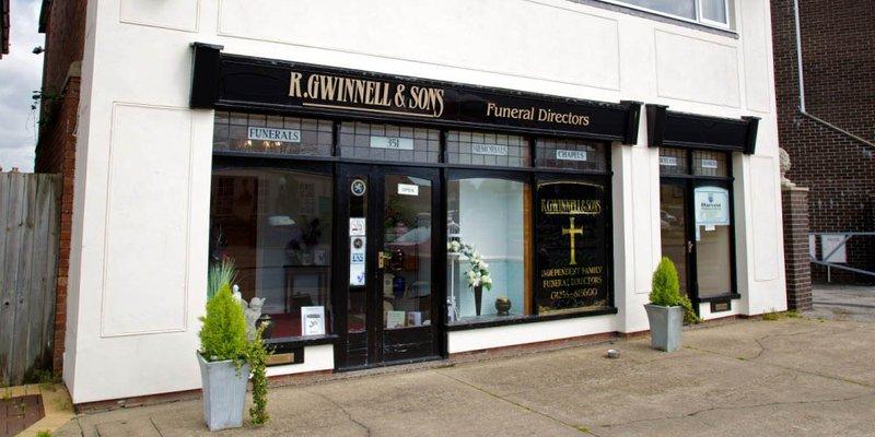 R Gwinnell & Sons, Clacton-on-Sea
