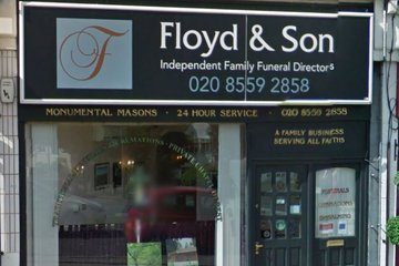 Floyd & Son Funeral Directors Ltd, Woodford Green