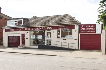 A G Stapleford & Sons Funeral Directors, North End