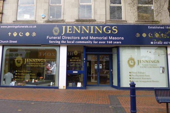 Jennings Funeral Directors, Bilston