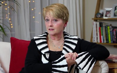 Anne Diamond's campaign has helped prevent thousands of cot deaths