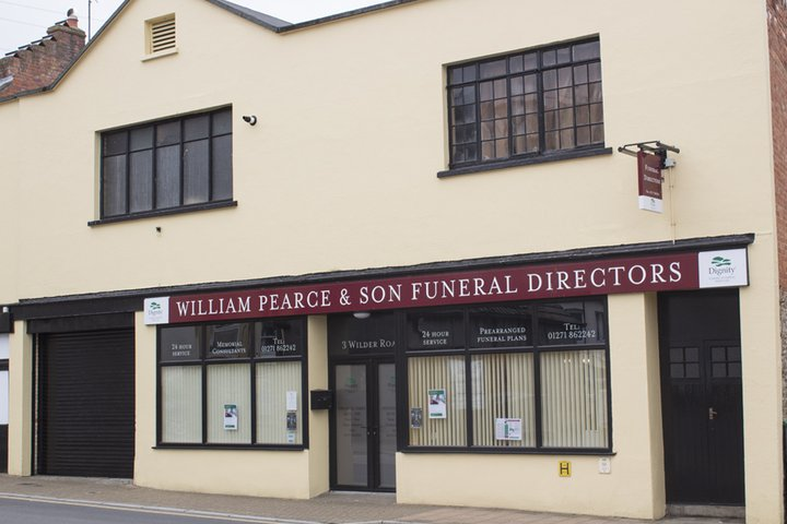 William Pearce & Son Funeral Directors