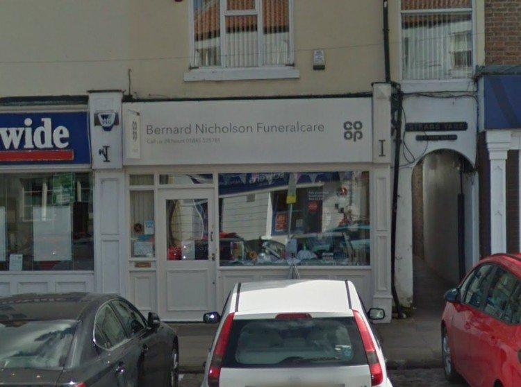 Bernard Nicholson Funeralcare, Thirsk