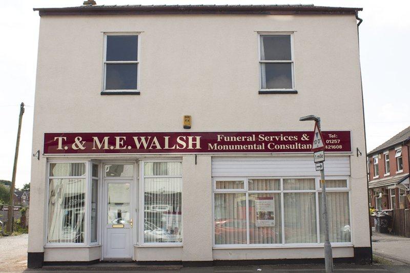 T & M Walsh Funeral Directors
