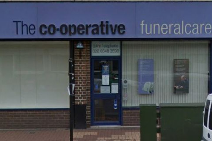 Co-op Funeralcare, Morden