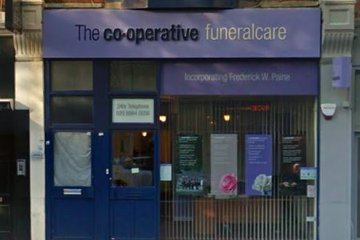 The Co-operative Funeralcare, Chiswick