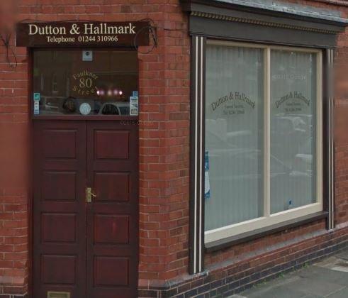 Dutton & Hallmark