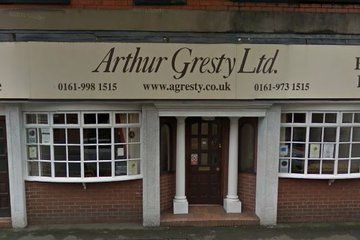 Arthur Gresty Ltd, Northenden