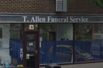 T. Allen Funeral Service, Rainham