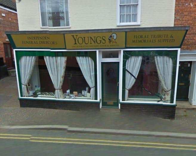 Youngs Funeral Directors, Norfolk, funeral director in Norfolk