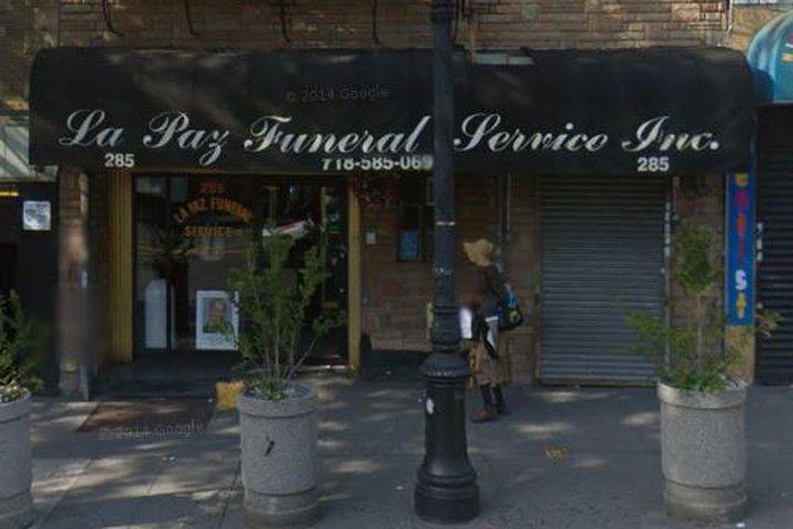 La Paz Funeral Home