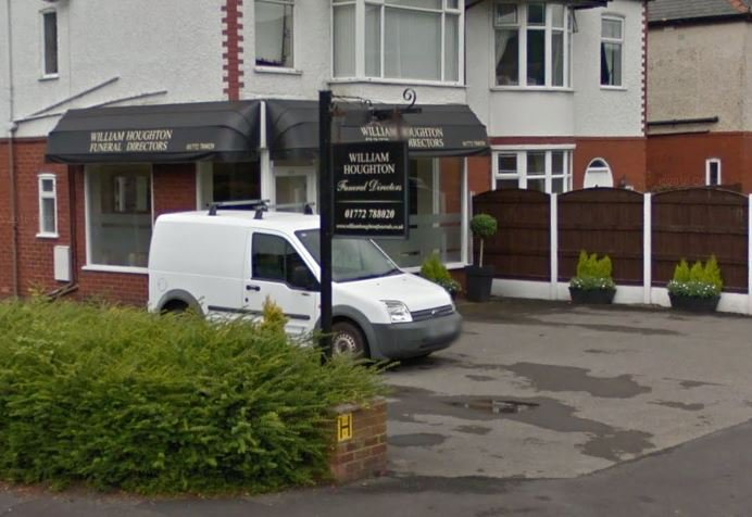 W & N Houghton Funerals Ltd