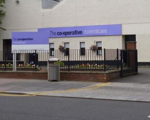 Co-op Funeralcare, Bellshill
