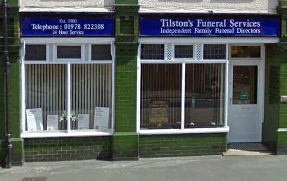 Tilston's Funeral Services