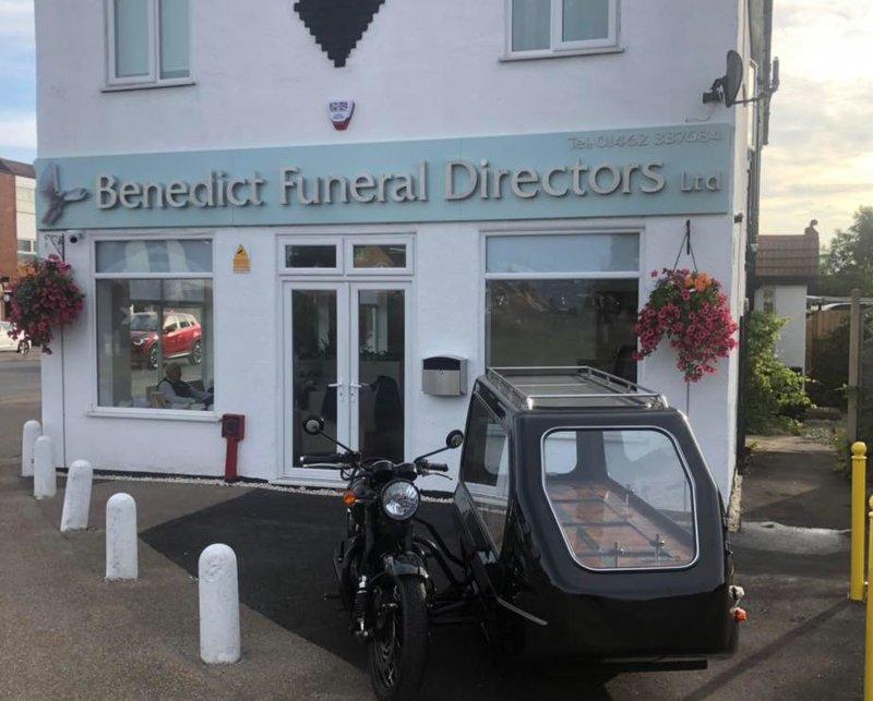 Benedict Funeral Directors Ltd, Henlow
