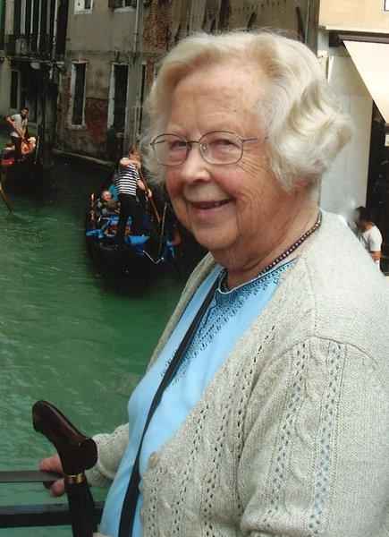 Sylvia Maud Hannaford