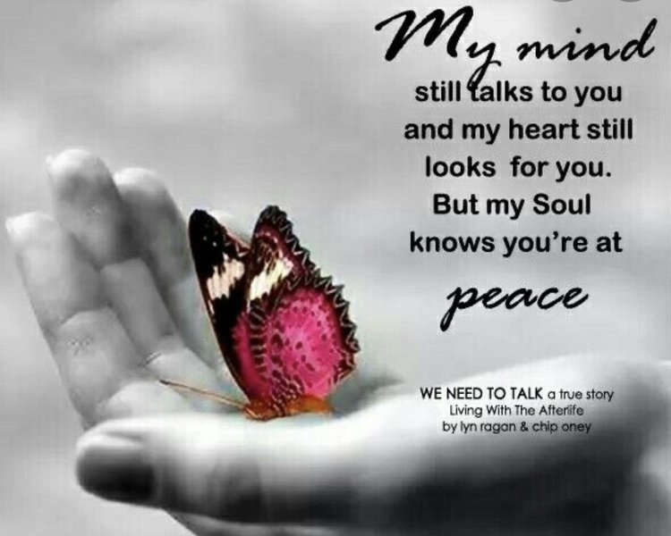 I love and miss you mum xxxx