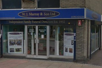 W.J Murray & Son Ltd, Waltham Cross Turners Hill