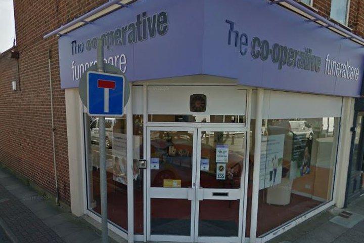 Co-operative Funeralcare, Cosham Portsmouth