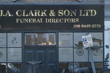 J.A Clark & Son Funerals Ltd, Wood St