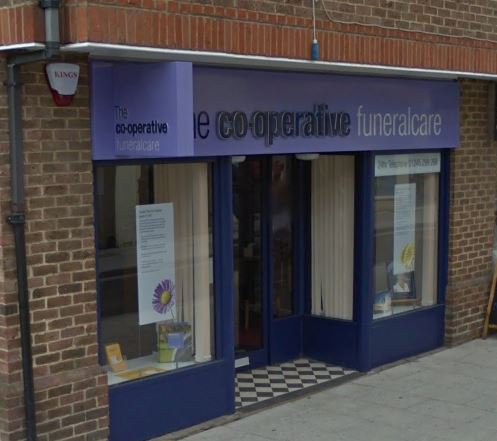 Co-op Funeralcare, Chelmsford