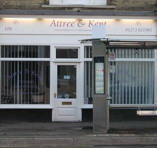 Attree & Kent Funeral Directors, Hove