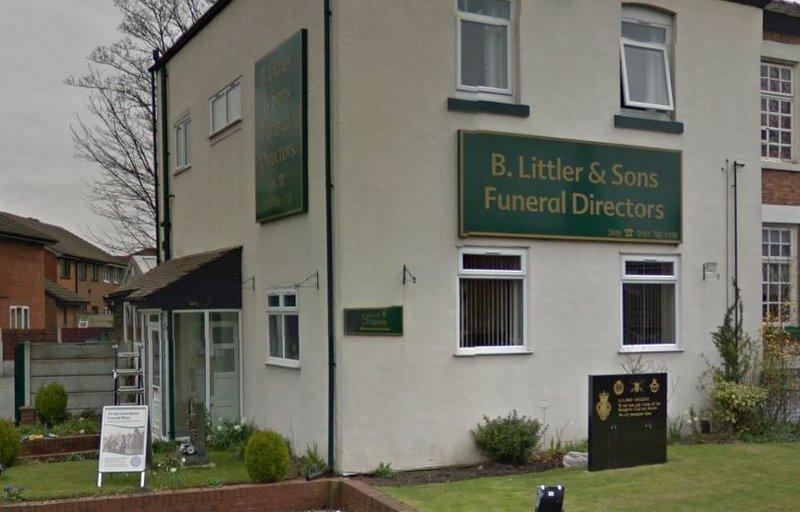 B Littler Funeralcare, Salford