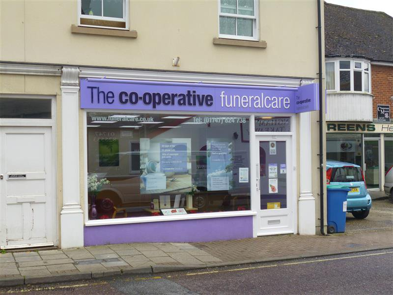 Co-operative Funeralcare, Gillingham