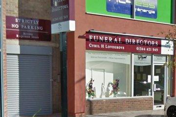 Cyril H Lovegrove Funeral Directors, Bracknell