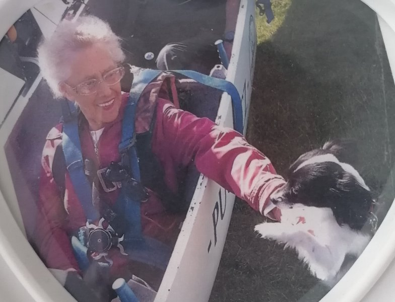 You flew 2000 ft high that day. Now you've flown even higher, all the way to heaven. Little Hugo misses you as much as we do too. Sleep tight mam. Love you Rest In Peace xx