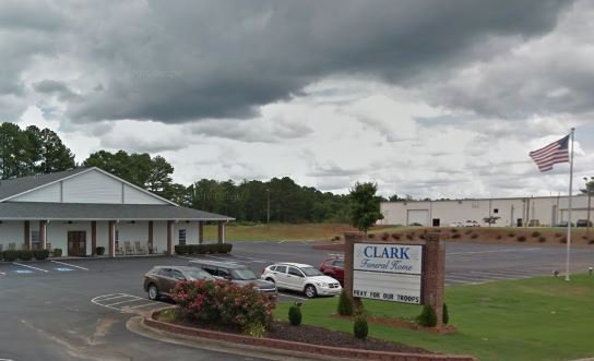 Clark Funeral Home, Hiram